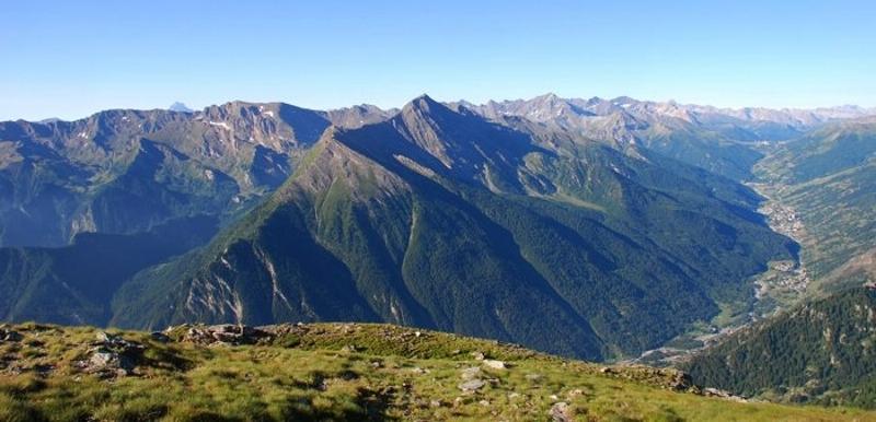 Val Chisone dal Monte Ciantiplagna