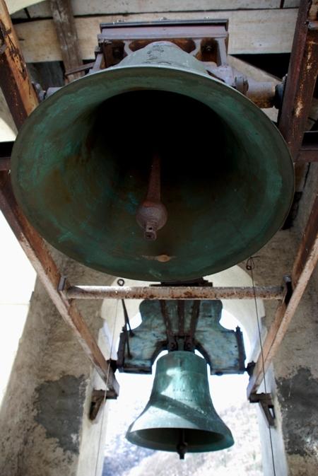 Rue di Pramollo - Le campane