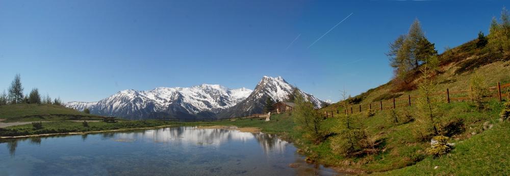 L'Albergian da Pian dell'Alpe - Usseaux