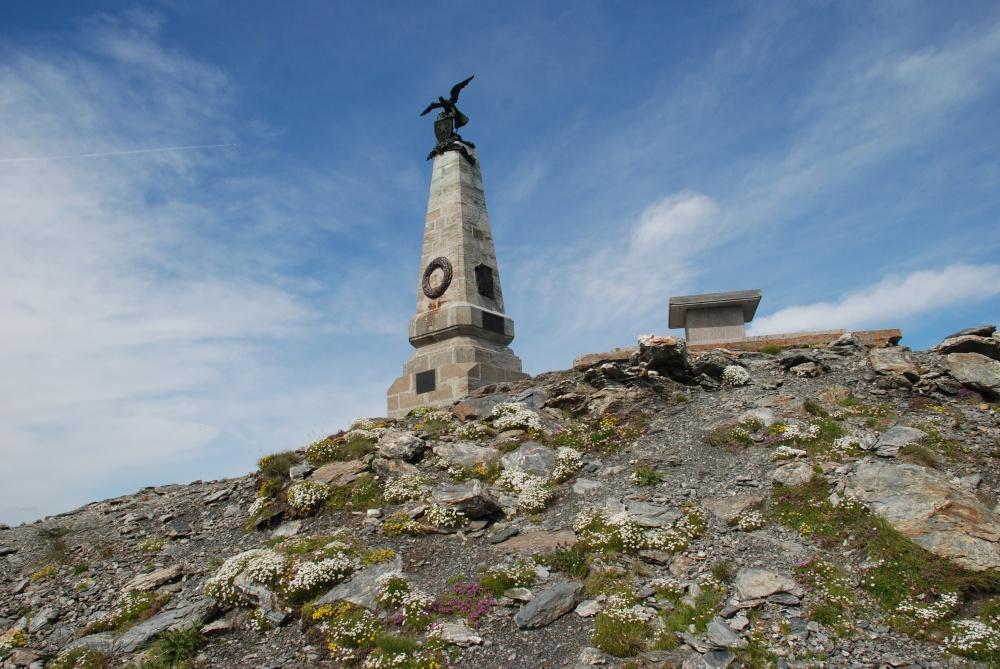 Il monumento dell'Assietta