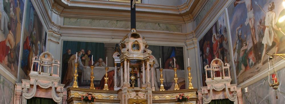 Chiesa di San Martino - Perrero
