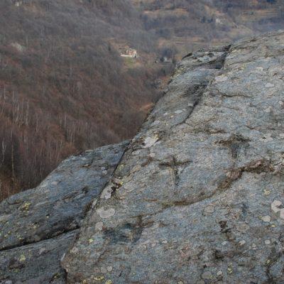 Roccio Clapie - Cruciformi