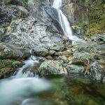La cascata della Pissa
