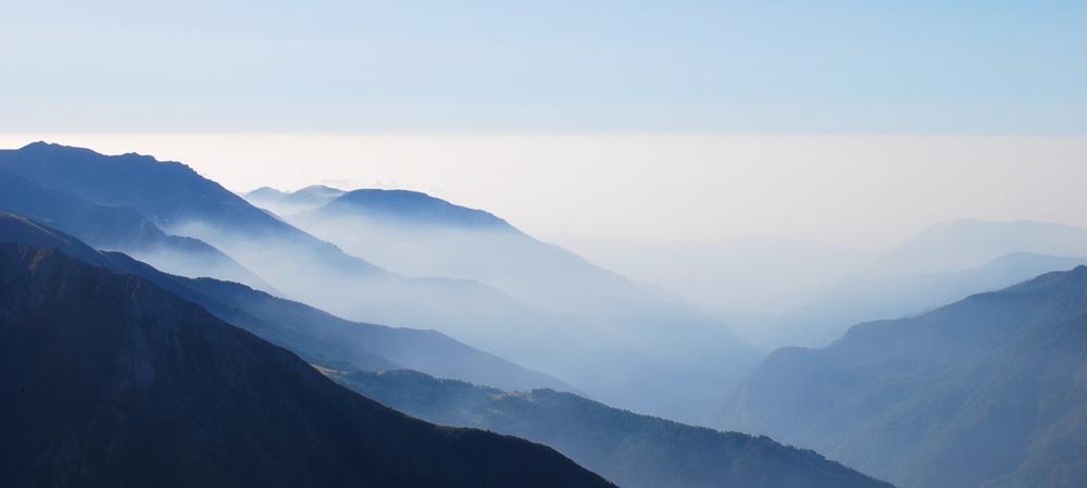 Val Chisone da Monte Ciantiplagna