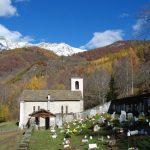 Tempio e cimitero  Valdese