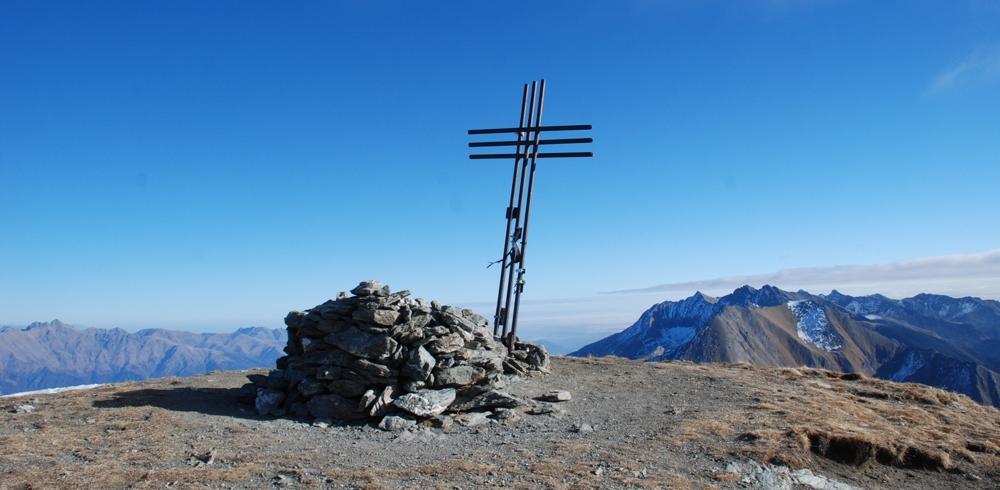 La Croce del Ciantiplagna
