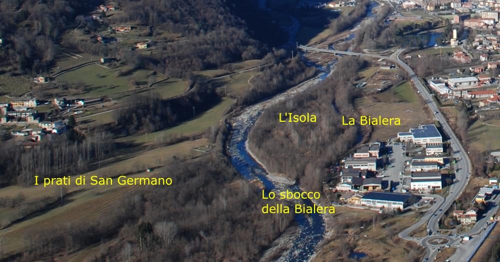 Ieri, dal Monte San Benedetto