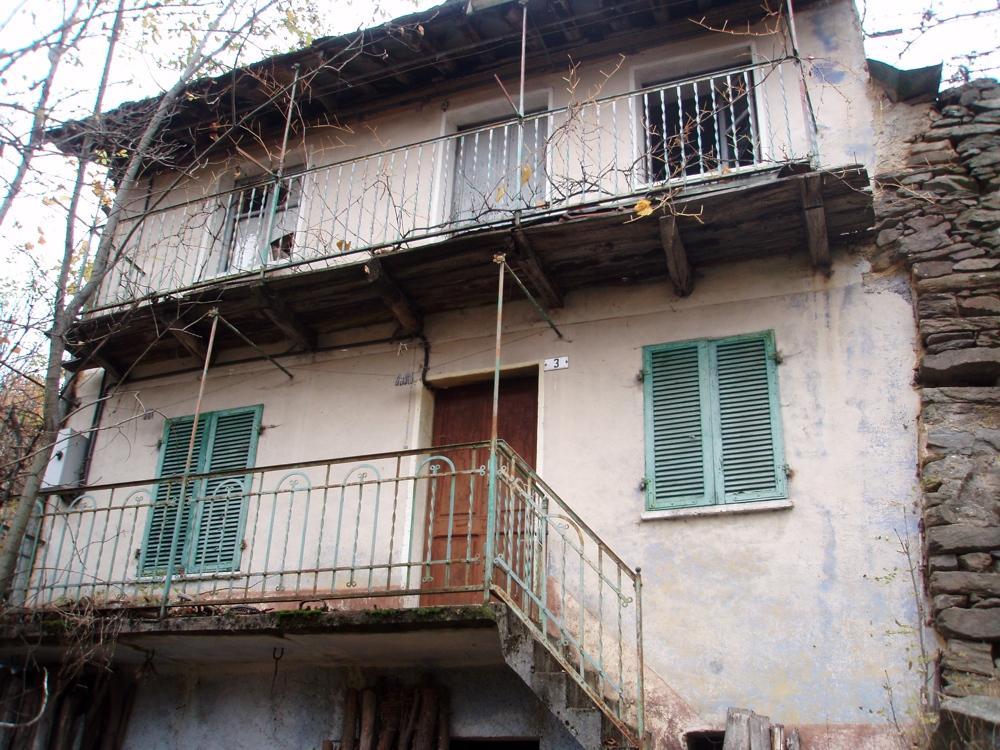 Era la casa di Beppe e Caterina?