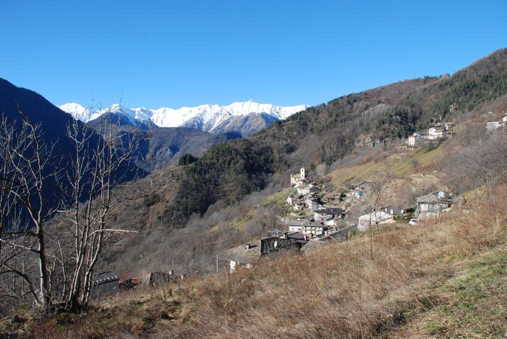 Il villaggio di San Martino