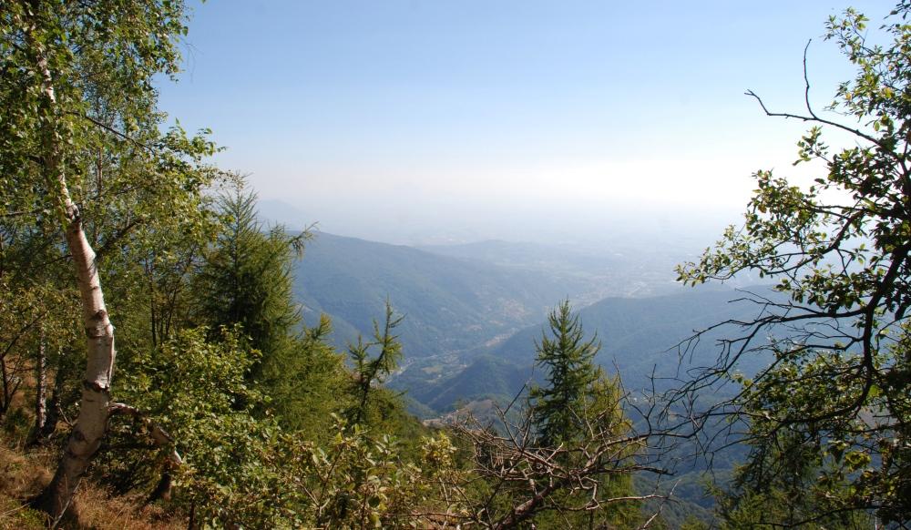 La valle in pianura
