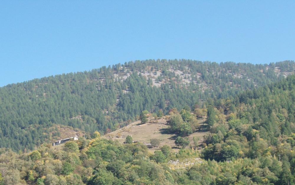Il villaggio di Crosetto