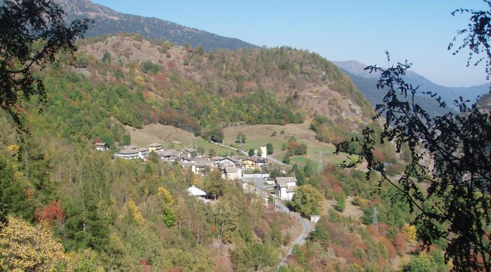 Il villaggio di Fontane