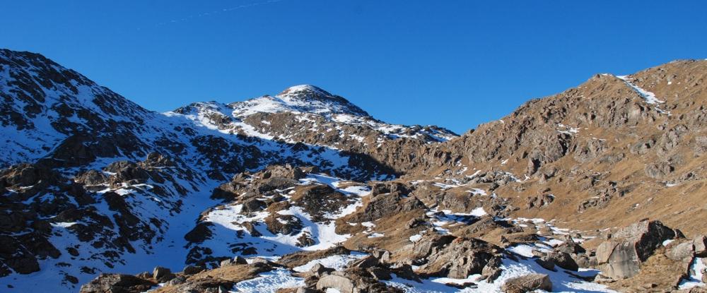 Il Monte Ciantiplagna