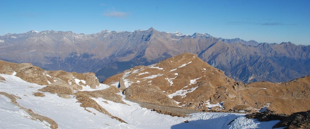 La Val Susa dal Vallone della Vecchia