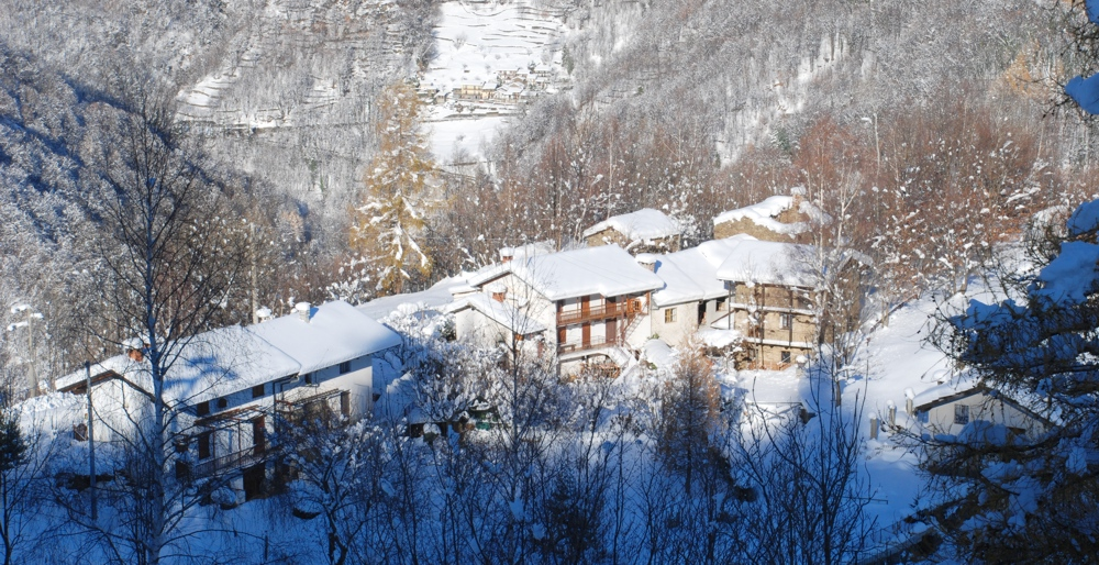 Le case del Crusas