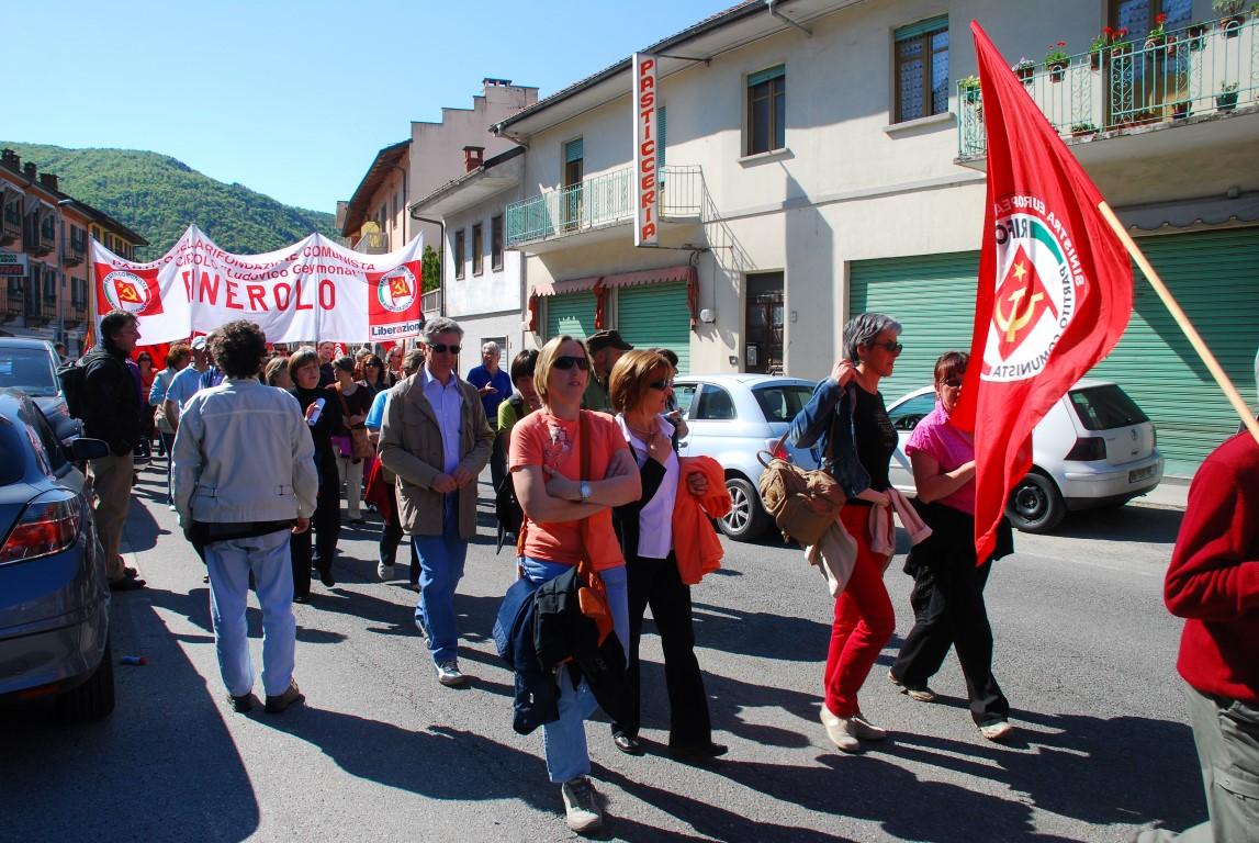 1° Maggio a Villar Perosa - 2009