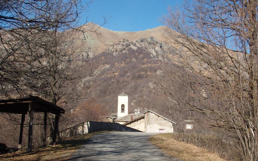 La chiesa di Serre Moretto