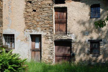 La padella sulla porta